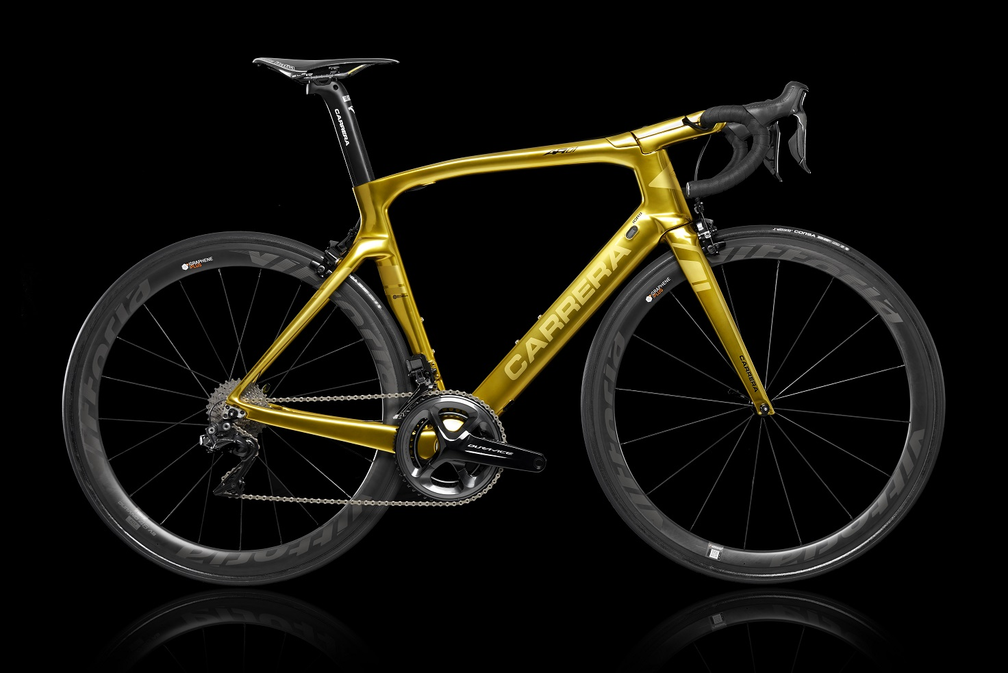 Carrera Bicycle The True Cycling Experience